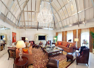 "Presidential Suites: President Obama's ""Grand Living Room"" at the Taj Mahal Palace Hotel"