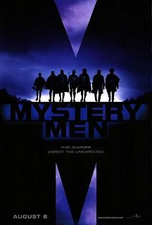 Ver online: Mystery Men (Hombres misteriosos) 1999