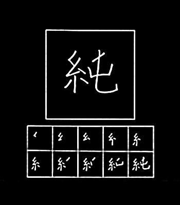 kanji murni