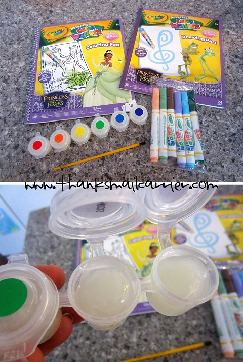 Crayola Color Wonder Paints