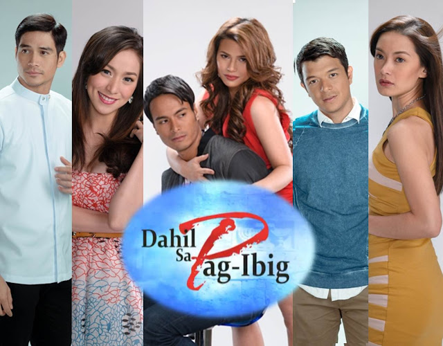 Dahil Sa Pag-ibig Finale Episode wins in TV Ratings