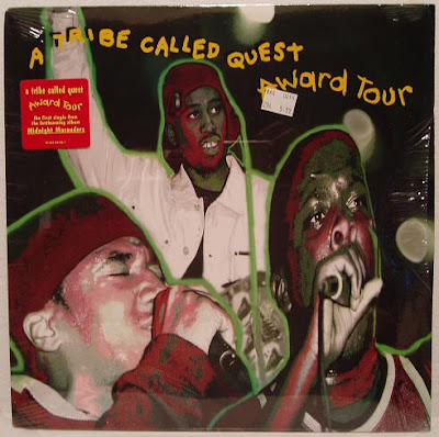 A Tribe Called Quest – Award Tour (VLS) (1993) (192 kbps)