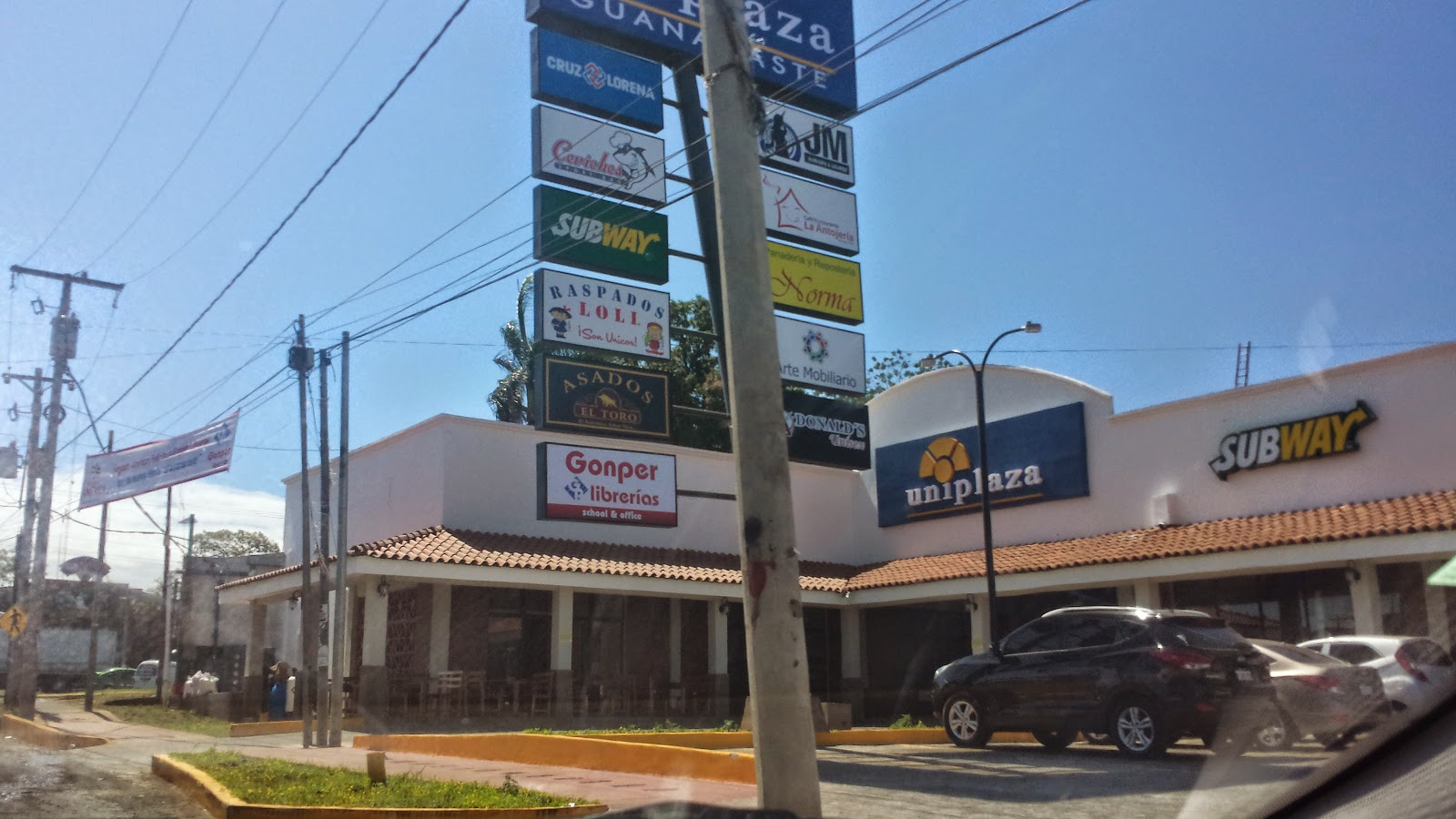 Uniplaza Guanacaste Managua