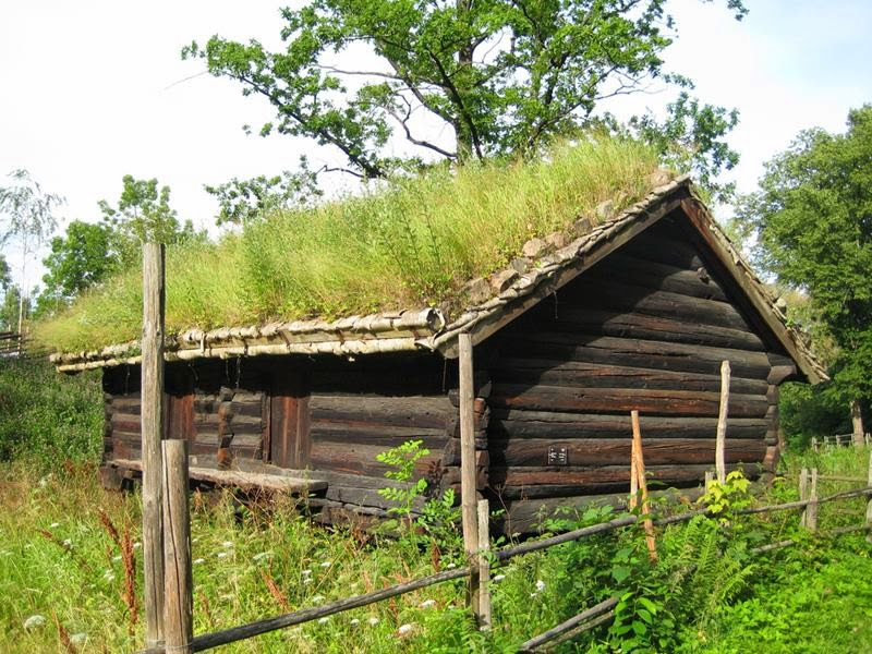 Grass Roofs of Norway