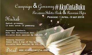 Campaign #AkuCintaBuku