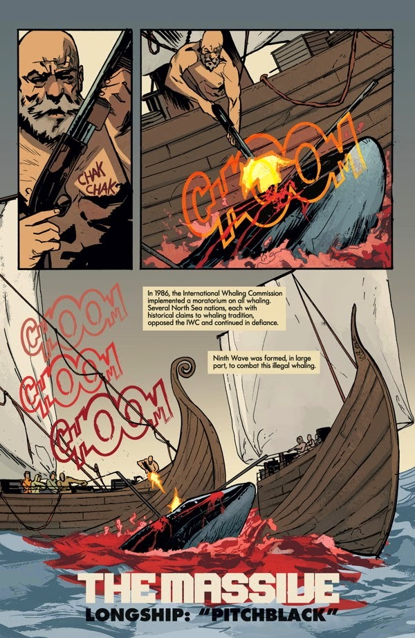 the massive longship brian wood panini