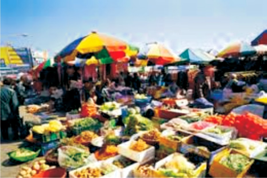 Itam Market and what makes it thick BY JOY BASSEY