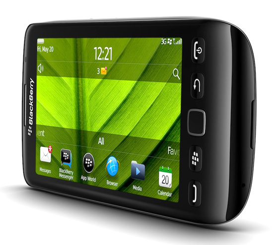 Spesifikasi Harga BlackBerry Torch 9860 Review