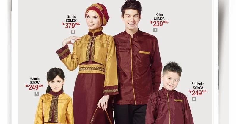 Toko Baju Muslim Keluarga Jakarta Indonesia Gamis