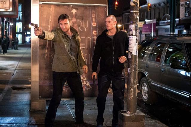 Run All Night still Liam Neeson Joel Kinnaman