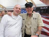Me & the Gunny, R. Lee Ermey