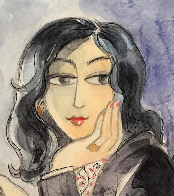 Autoportrait Parisen