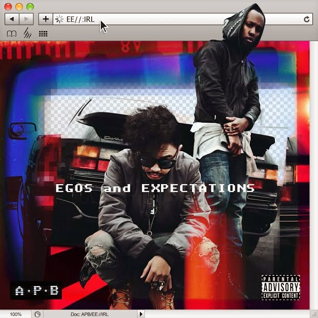 APB new album Egos and Expectations