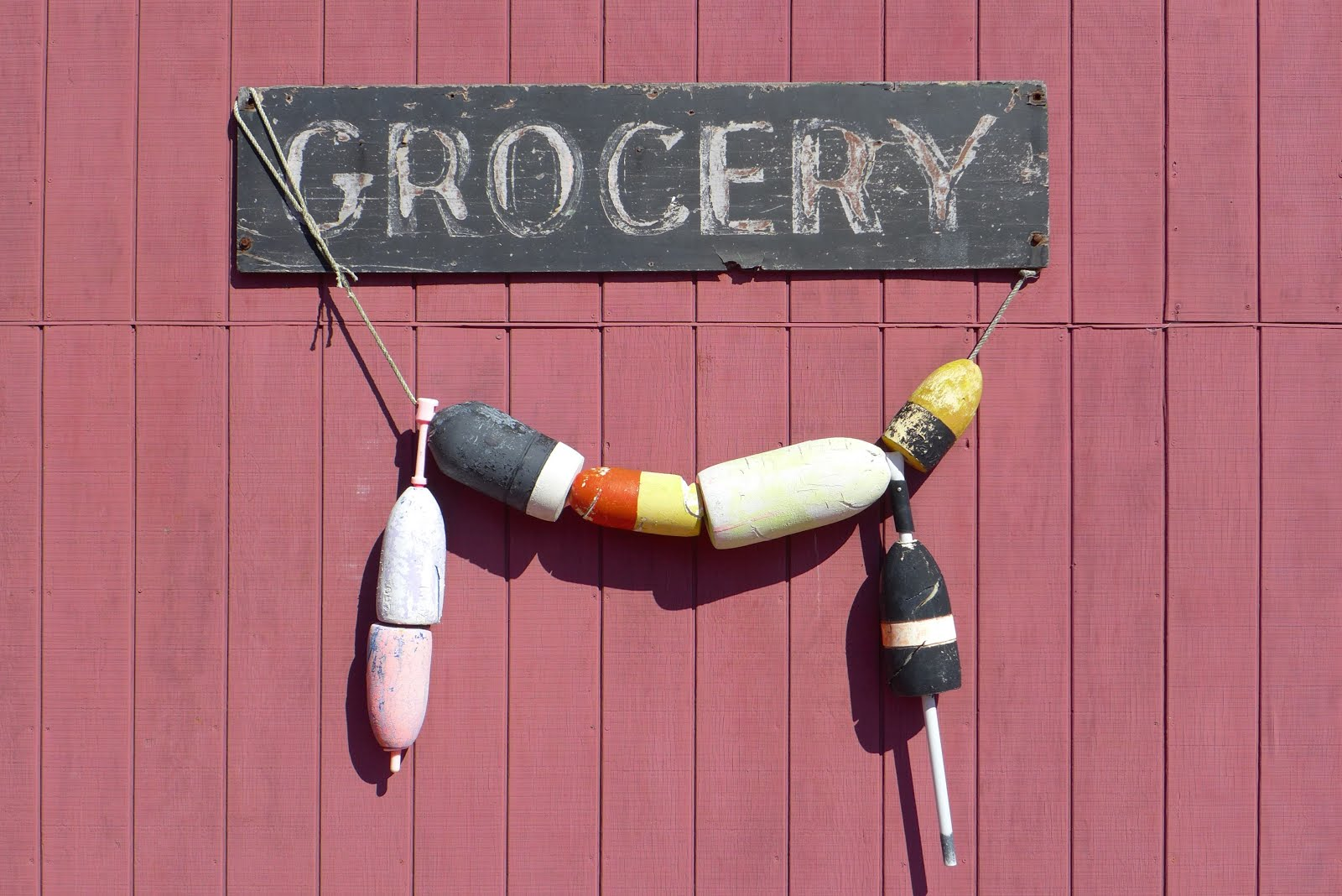 Grocery Store: Harpswell, Maine