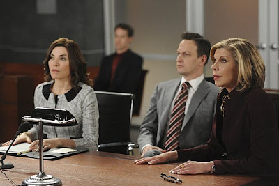 The Good Wife S04E22. What's In The Box (SEASON FINALE)