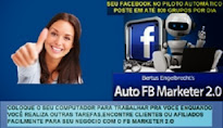 Auto FB Marketer 2.0-ADQUIRA AGORA