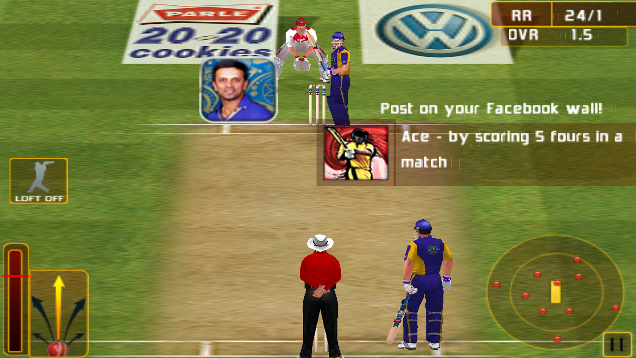 ICC Cricket T20 IPL DLF PC Game Free Download