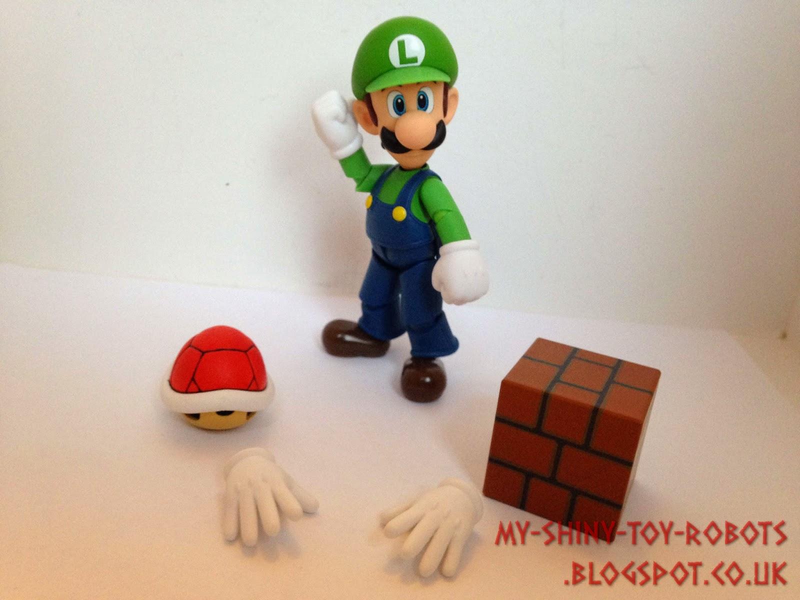 Luigi's accessories