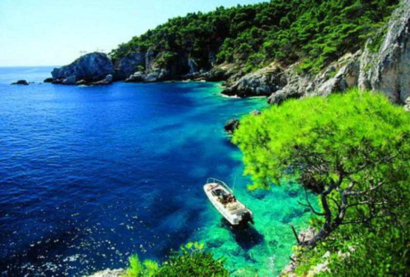 острова италии фото