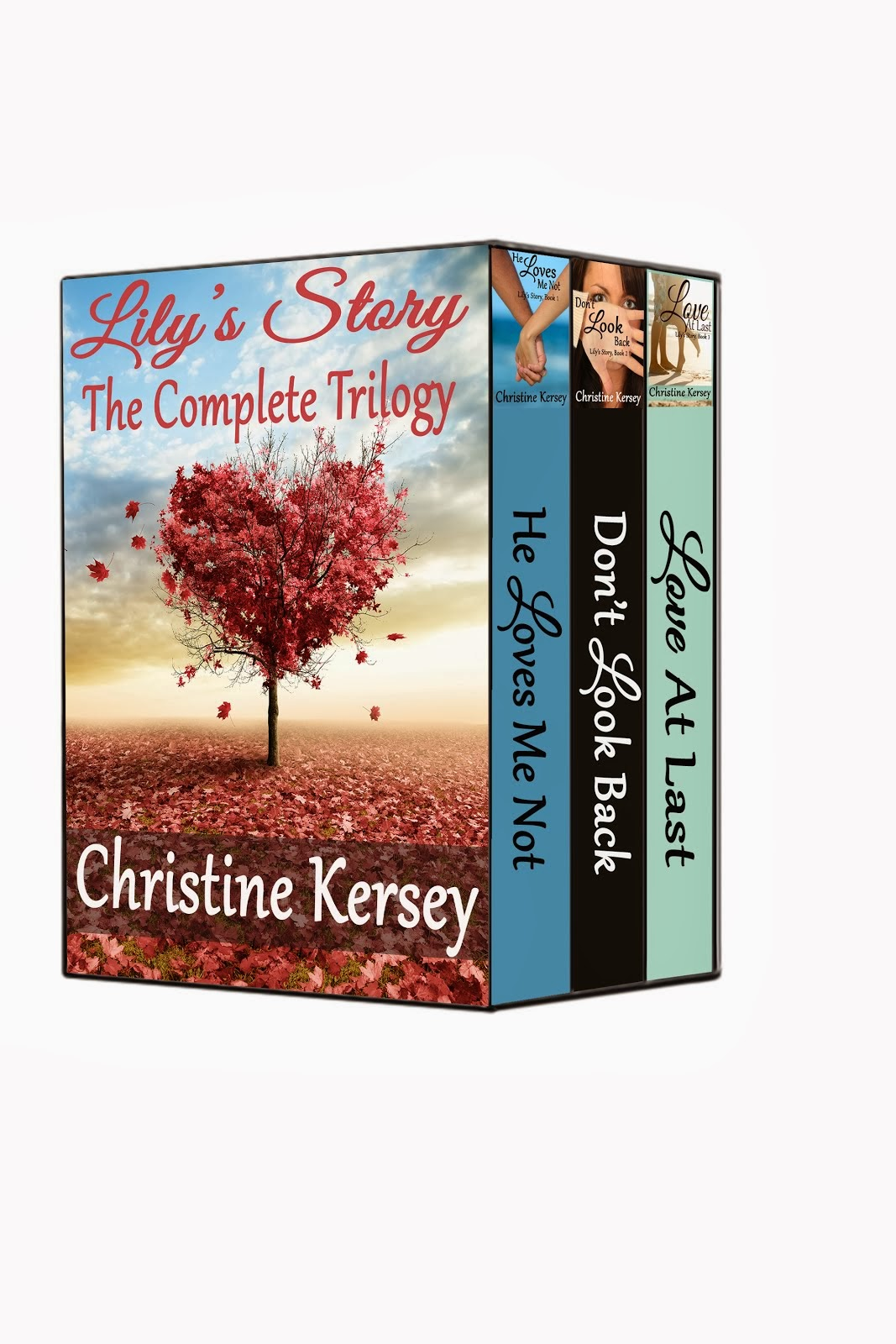 Lily's Story: The Complete Trilogy