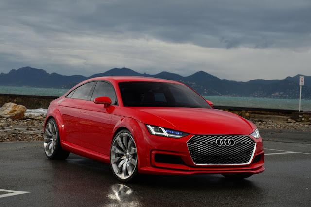 2016 best car Audi TT Sportback