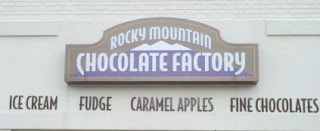 Chocolate Factory, Rocky Mountain chocolate factory, cherry bomb, chocolate pretzels, caramel apples, specialty store, fudge, Fudge for Troops