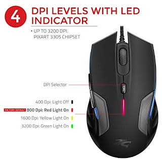 harga mouse gaming, mouse gaming keren, mouse gaming terbaik, mouse gaming LED
