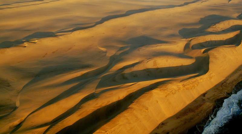 Where Desert Meets the Sea: Namib Sand Sea