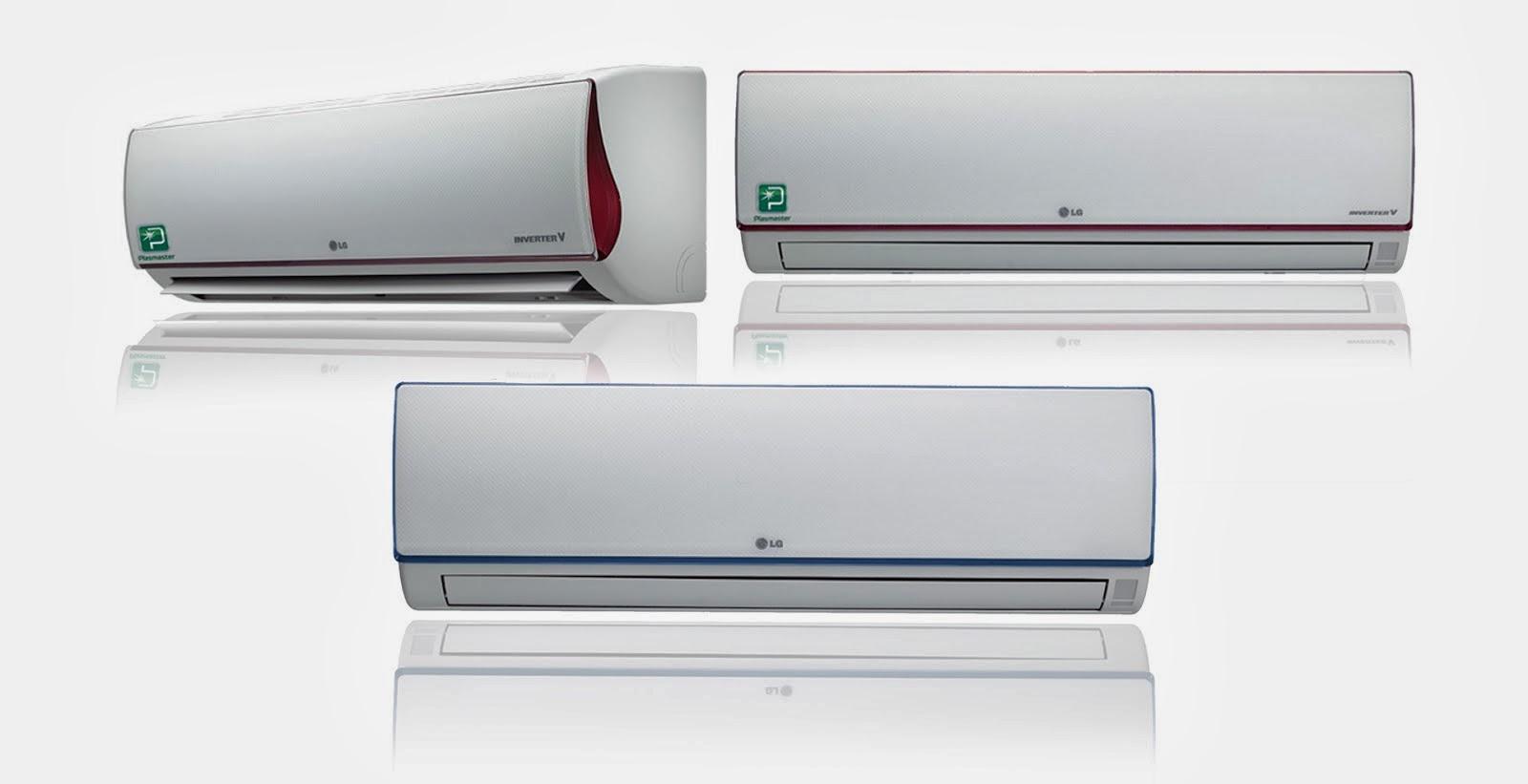 Dinginkan Suhu di Dalam Rumah dengan Pilihan AC LG Smart Inverter dan Dual Cool Ini!