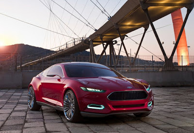 2014 Ford Mustang Exterior.