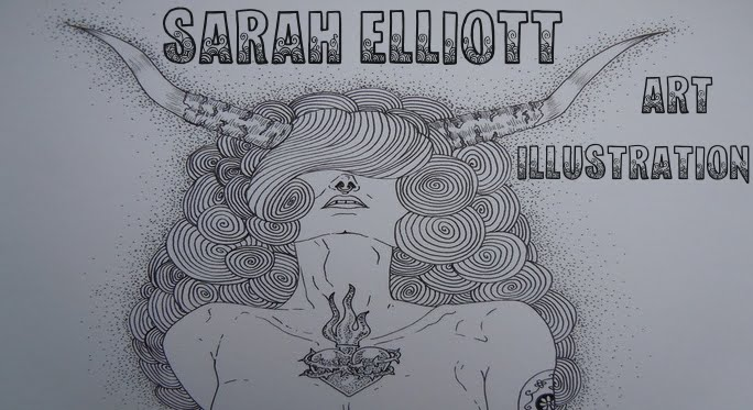 Sarah Elliott Art