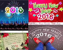 HAPPY NEW YEAR 2016 TO ALL FAMILY