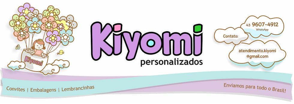 Kiyomi Personalizados | Portfólio