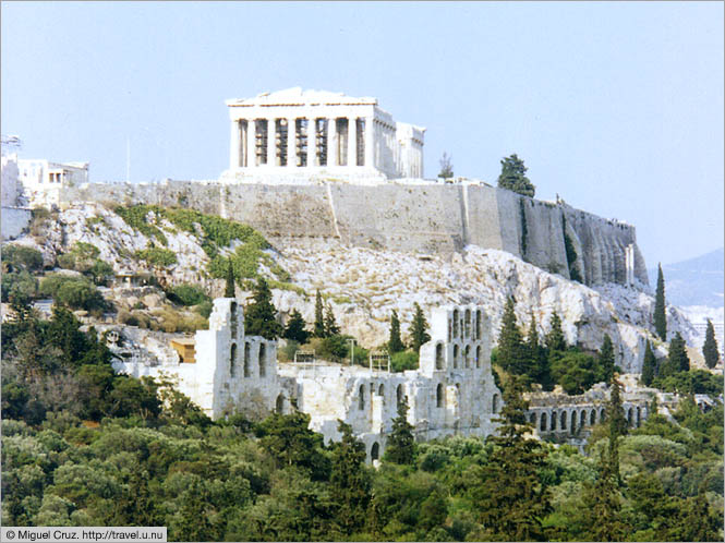 What A Wonderful World: Acropolis