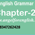 Chapter-21 English Grammar In Gujarati-IMPERATIVE