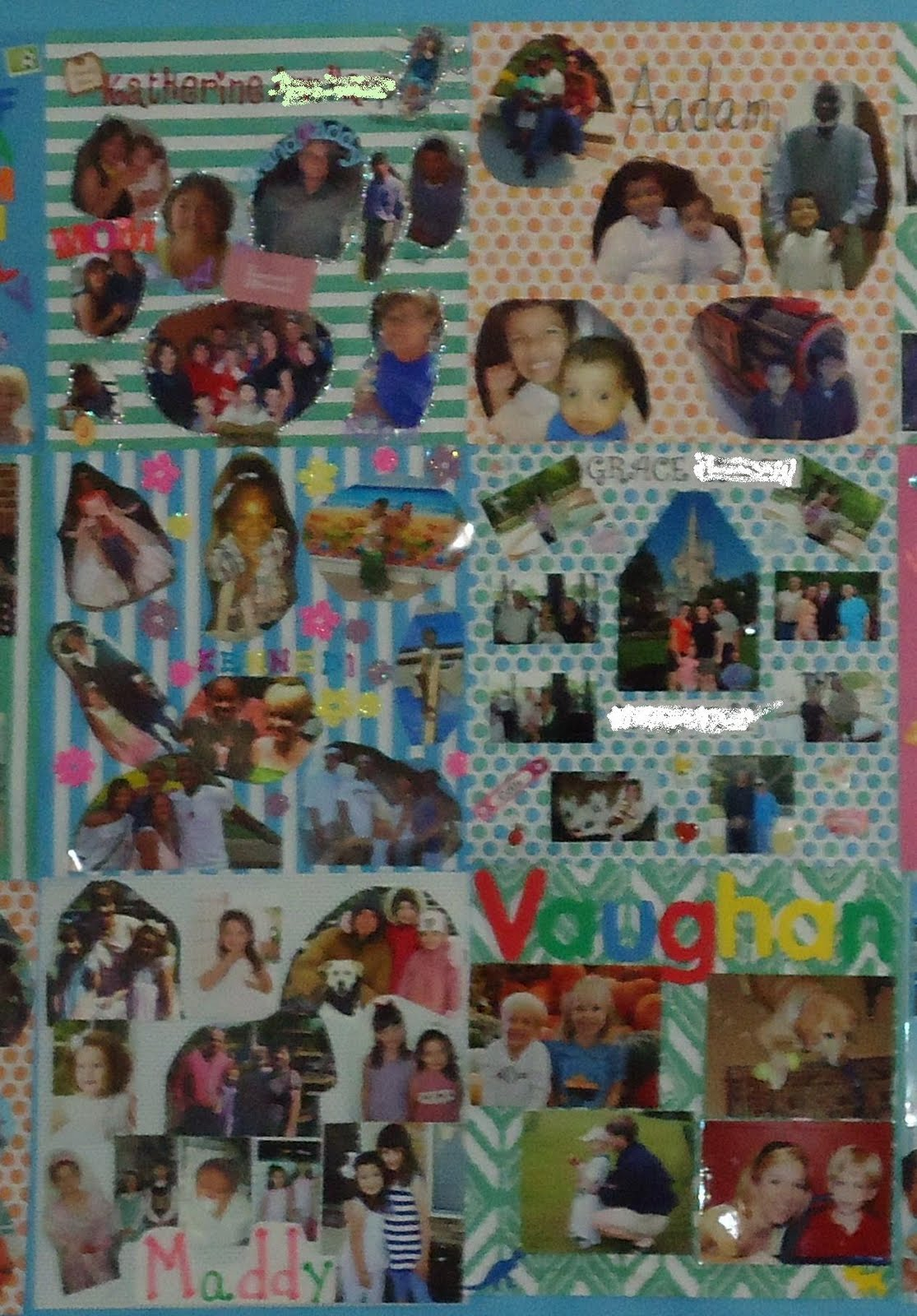 little illuminations: Our classroom is stitched together ...