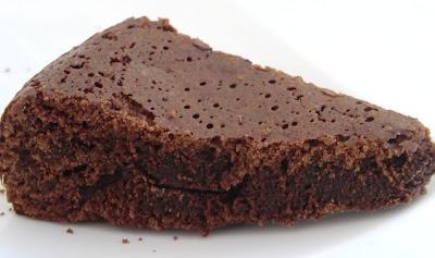 Fondant au chocolat sans gluten et sans lactose