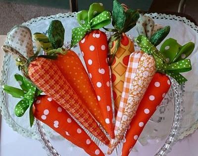 P scoa enfeites com cenoura arte de fazer decora o e for Arts and crafts for seniors