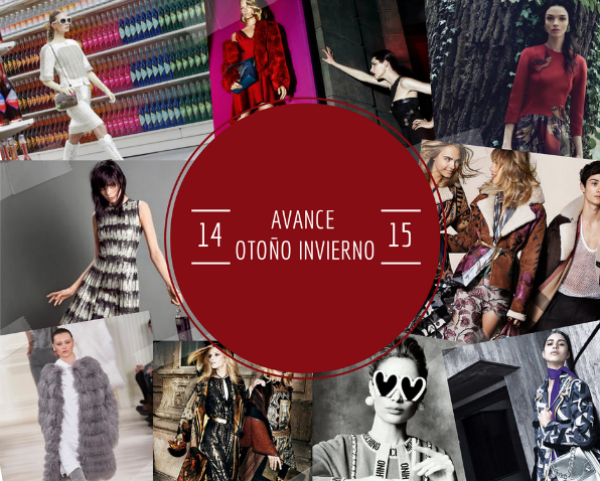 avance moda otoño invierno 2014 2015
