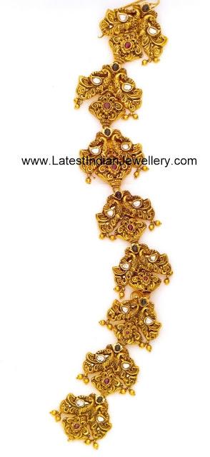 Multipurpose Gold Jada
