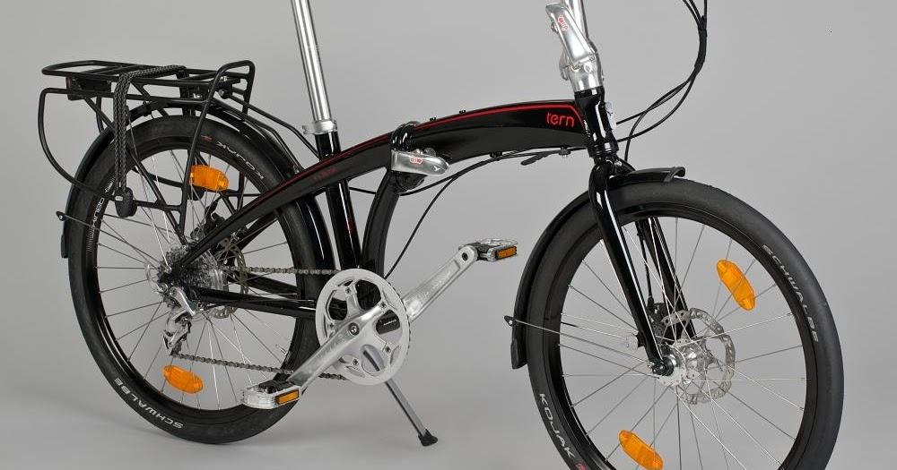Serb@sepeda: Tern Eclipse P9 Folding Bike. Harga: Rp. 5