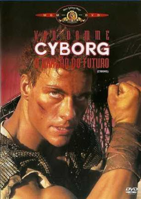 Cyborg – O Dragão do Futuro Dublado
