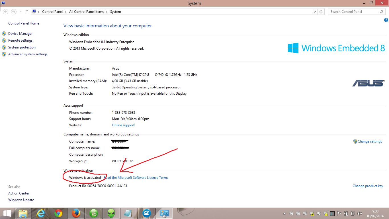Download Windows 8.1 Embedded Industry Enterprise Original MSDN x86 dan Aktivator