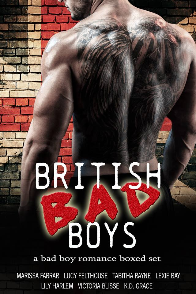 Bad Boy Boxed Set!