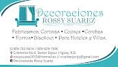 Decoraciones ROSSY Suarez