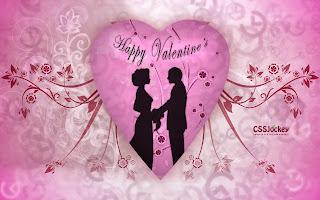 رومانسية عيد الحب