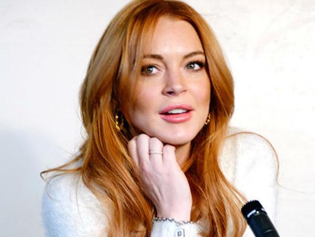 Lindsay Lohan fue expulsada de un bar por racista