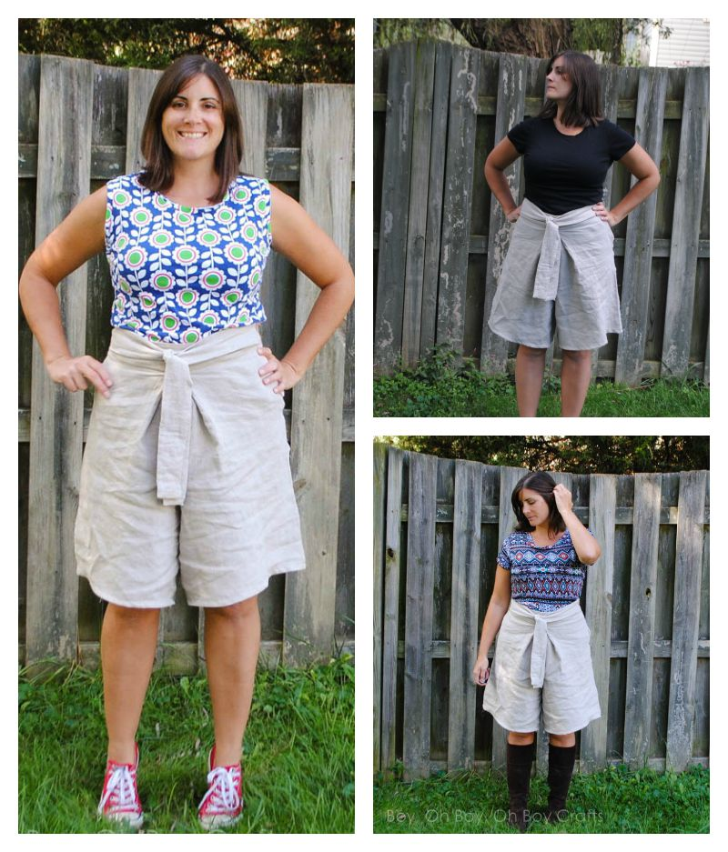 Momiform Makeover Basic Sewing Patterns For A Mix And Match
