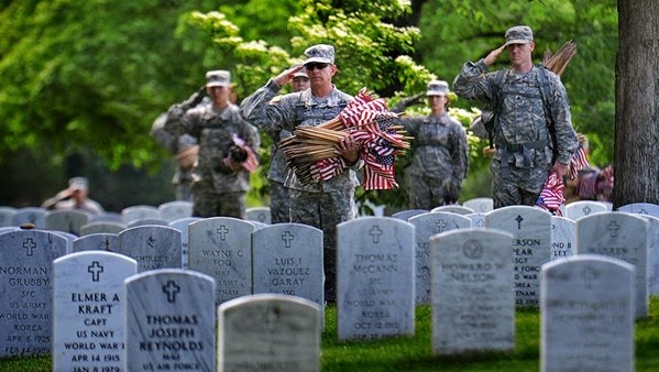 short memorial day poems