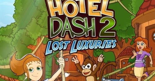 Hotel Dash: Suite Success - Hotel Mogul Game from